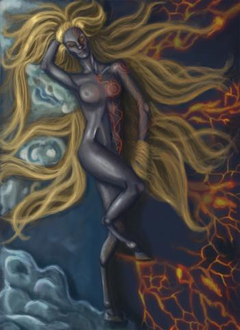 Burn by Grimhilde