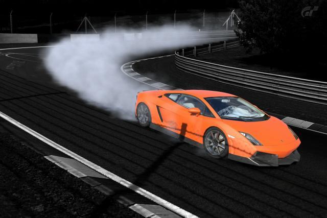 My GT5 Gallardo