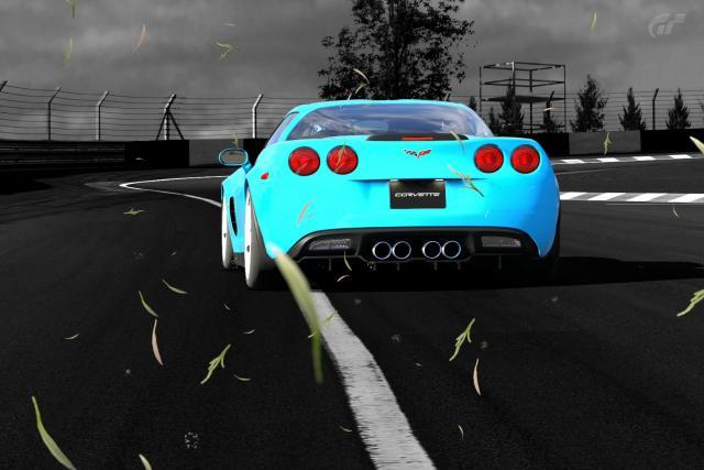My GT5 Vette