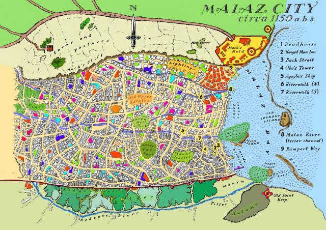Malaz City
